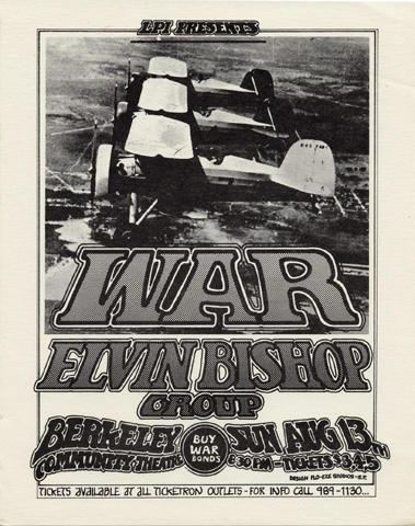 War Handbill