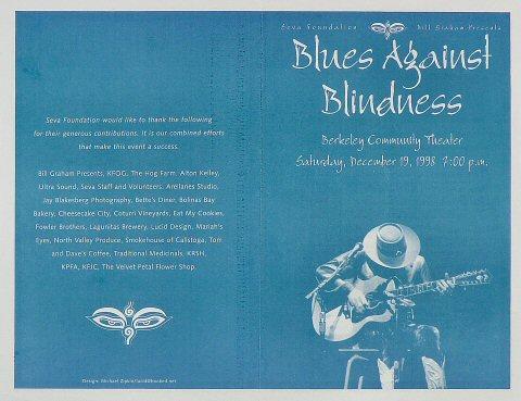 Blues Against Blindness Program