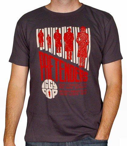 The Pretenders Men's T-Shirt