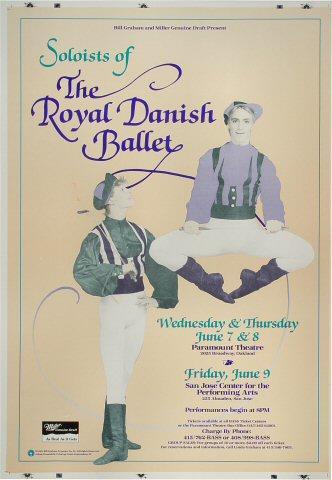 Royal Danish Ballet Proof