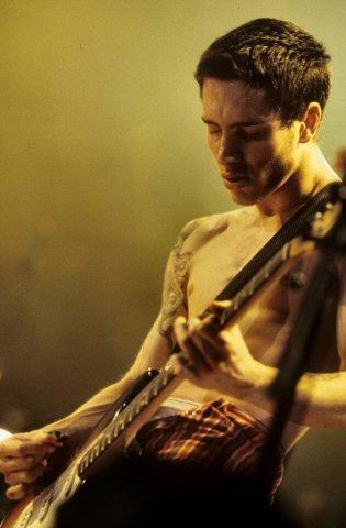 John Frusciante Fine Art Print