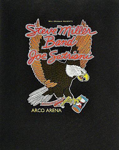 Steve Miller Band Pelon