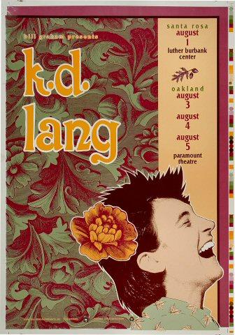 k.d. lang Proof