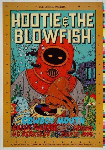 Hootie & the Blowfish Proof