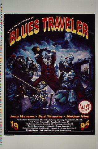 Blues Traveler Proof