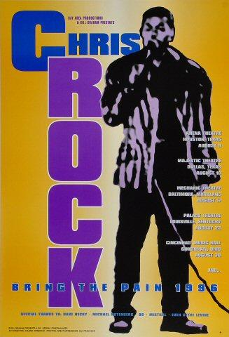 Chris Rock Poster