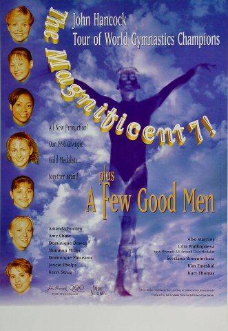 Amanda Borden Poster