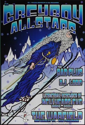 Greyboy Allstars Poster