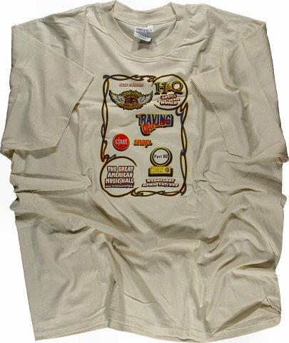 The Flying Other Brothers Men's Vintage T-Shirt