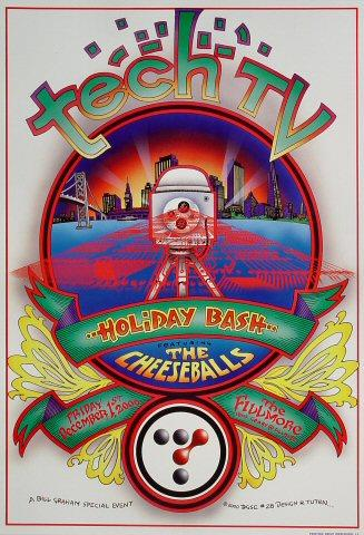 Tech TV Holiday Bash Poster