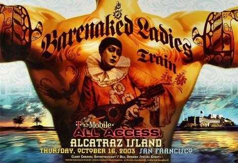 Barenaked Ladies Poster