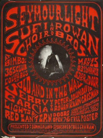Sufi Choir Poster