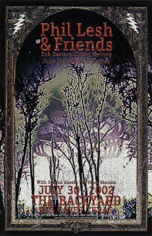 Phil Lesh & Friends Poster