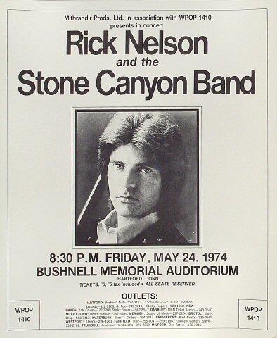 Rick Nelson Poster