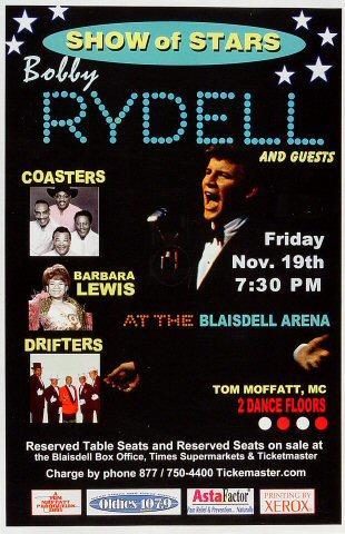 Bobby Rydell Poster