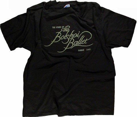 The Bolshoi Ballet Men's Vintage T-Shirt
