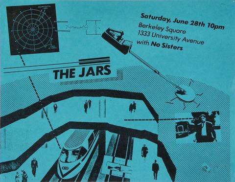 The Jars Handbill
