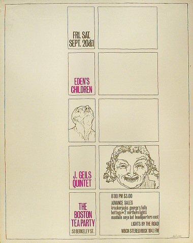 Eden's Children Poster