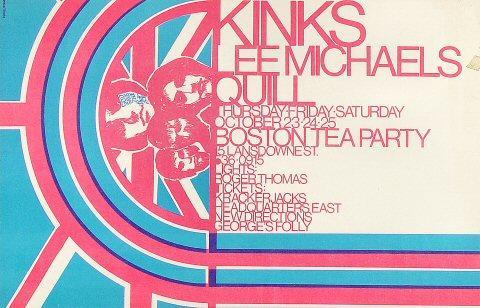 The Kinks Poster