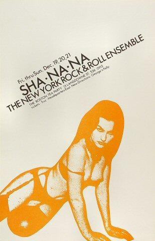 Sha Na Na Poster