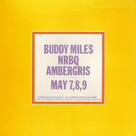 Buddy Miles Poster