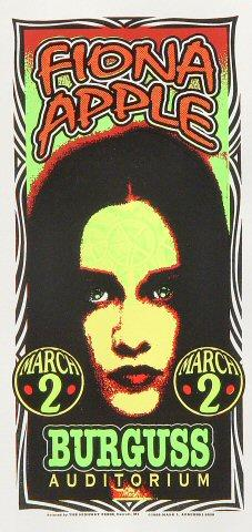 Fiona Apple Handbill