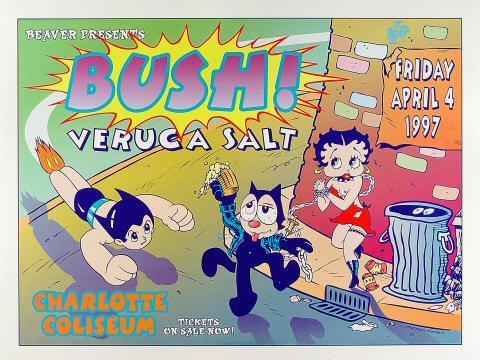 Bush Poster