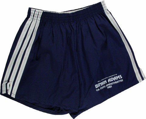 Bryan Adams Women's Vintage Shorts