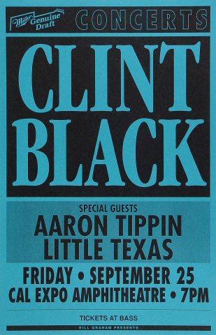 Clint Black Poster
