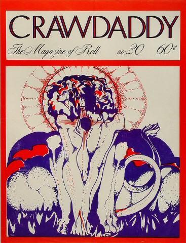 Crawdaddy Poster