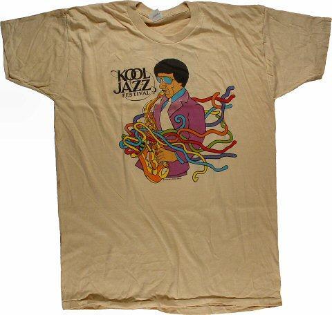 Kool Jazz Festival Men's Vintage T-Shirt
