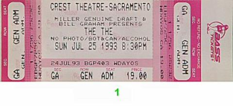 The The Vintage Ticket