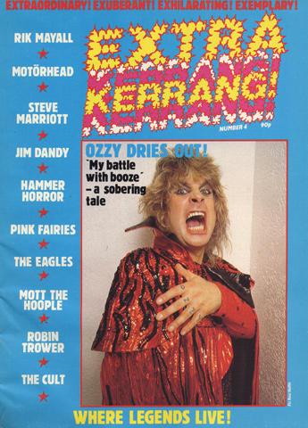 Extra Kerrang! Issue 4 Magazine