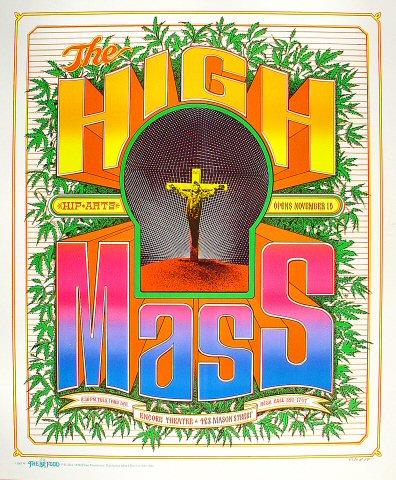High Mass Poster