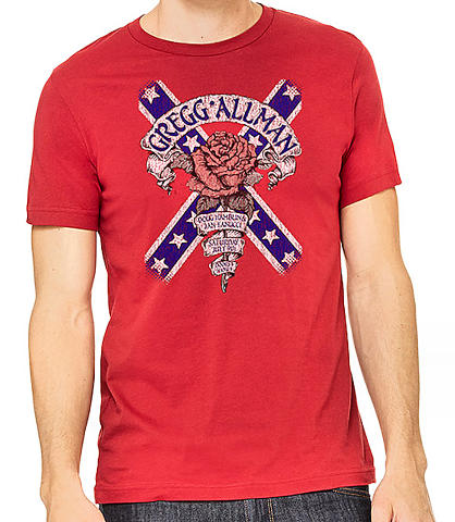 Gregg Allman Men's T-Shirt