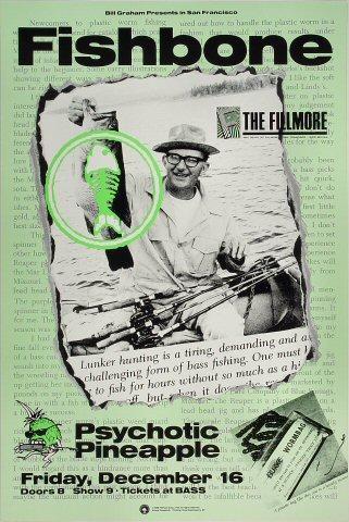 Fishbone Poster