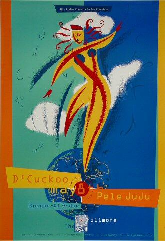 D'cuckoo Poster