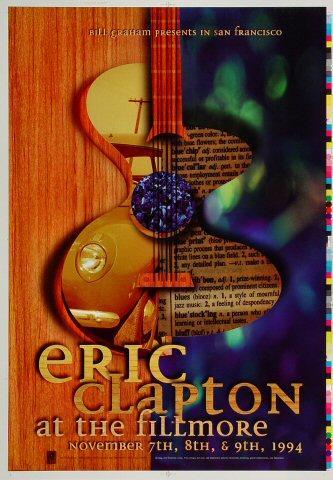 Eric Clapton Proof