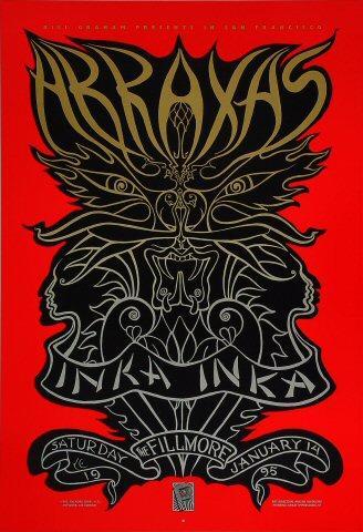 Abraxas Poster