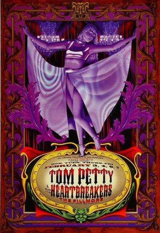 Tom Petty & the Heartbreakers Poster