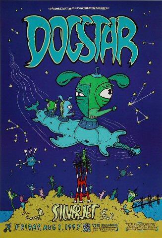 Dogstar Poster