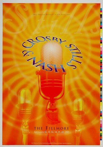 Crosby, Stills & Nash Proof