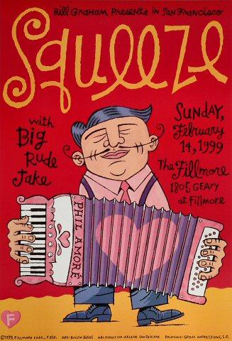 Squeeze Poster