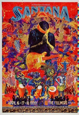 Carlos Santana Proof