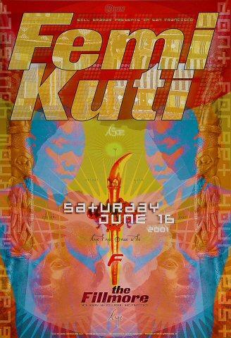 Femi Kuti Poster