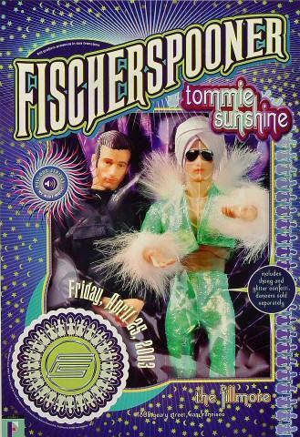 Fischerspooner Poster
