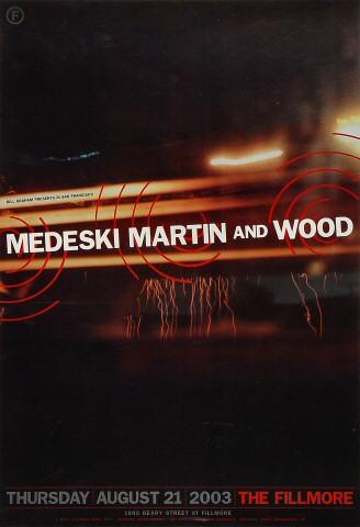 Medeski Martin & Wood Poster