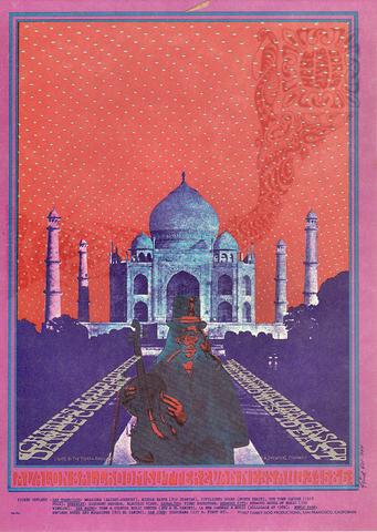 Charles Lloyd Quartet Postcard