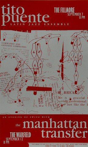 Tito Puente Poster