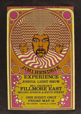 Jimi Hendrix Experience Pelon